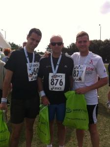 FACE Half Marathon 1.9.13