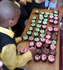 cakes and kids