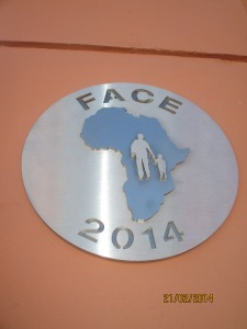 FACE Plaque