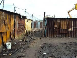 mandisa shack