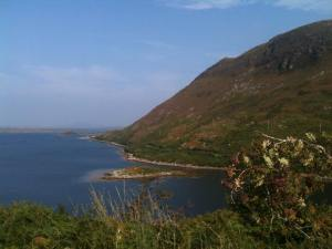 Achill Island - on the edge of the Atlantic off County