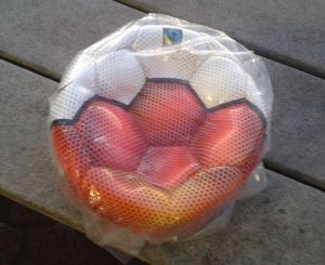 packed ball
