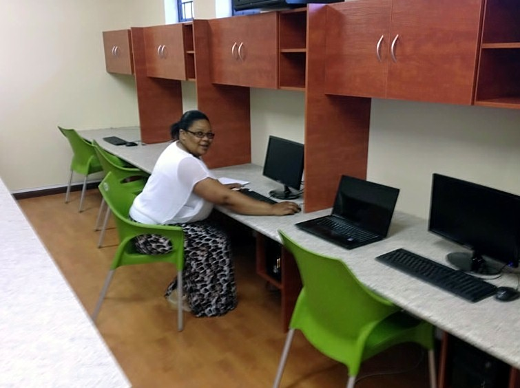 A New Teacher Resource Room at Ukhanyo School – Masicorp