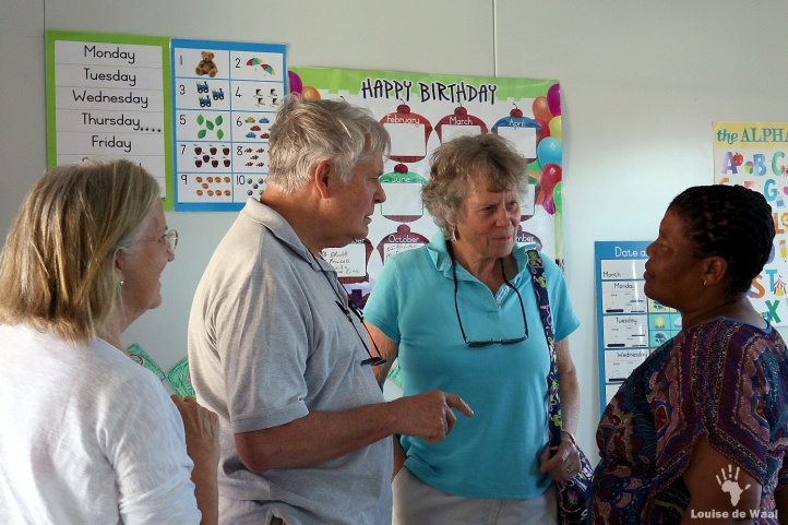 John, Carol, Jane & teacher