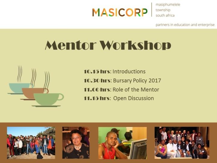 mentor-programme