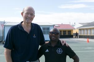 B. Nceba and Vince