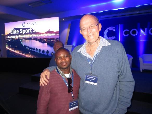 Nceba and Vince