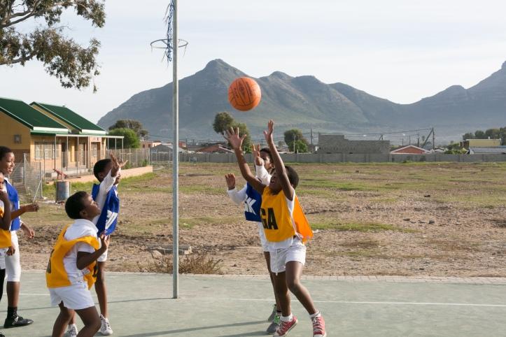 Popular netball
