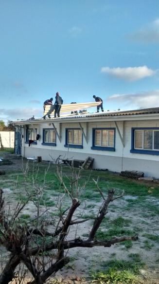 Chasmay Road Roof 1